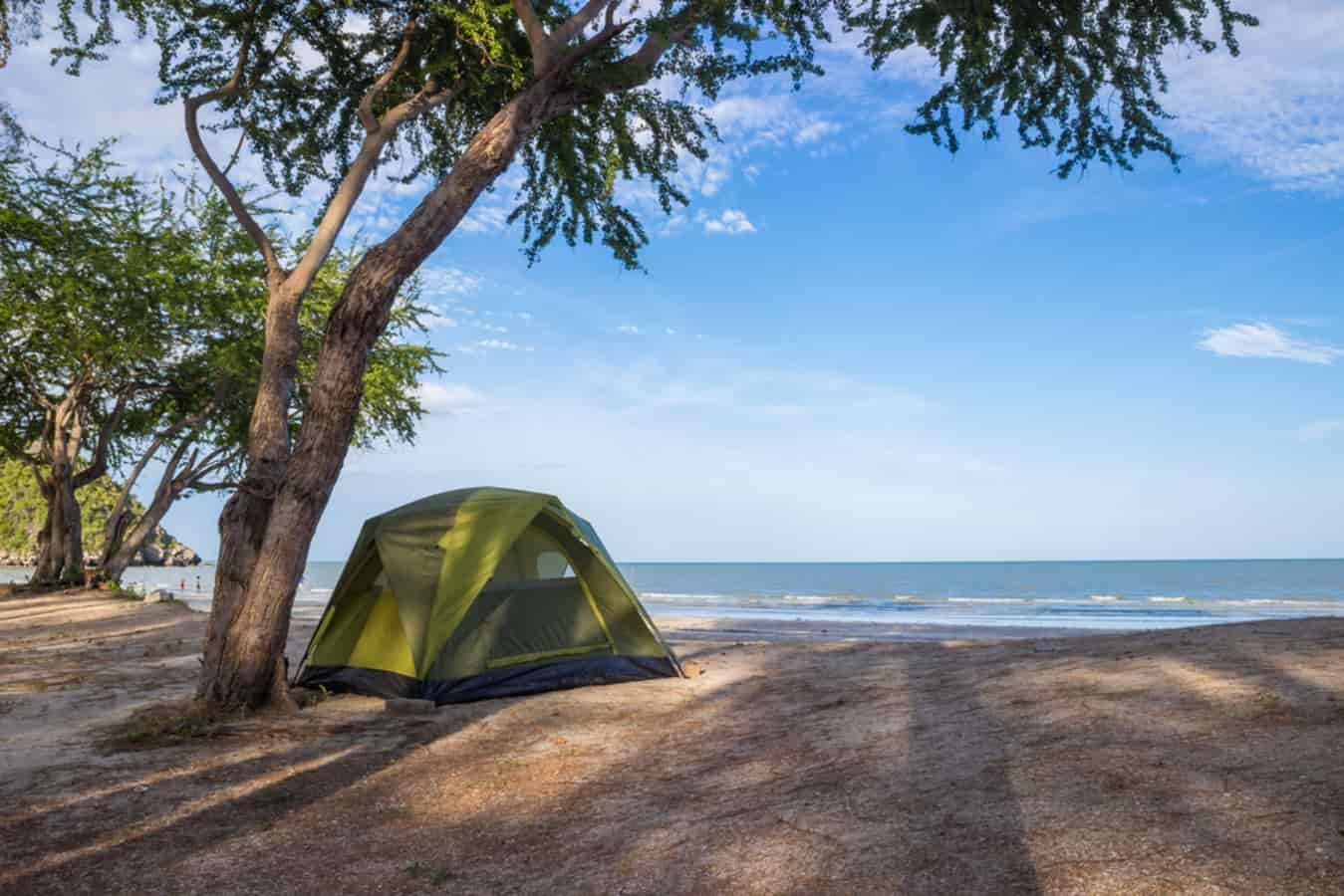 15 Places For Beach Camping Near Mumbai