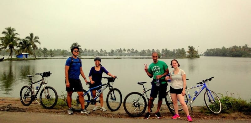 Bicycle Tours in Goa