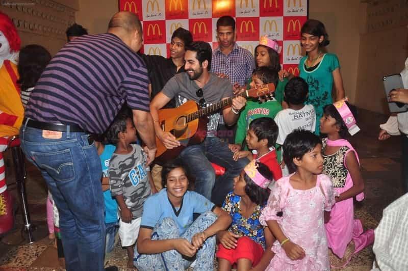 Bring joy to kids' lives at an orphanage