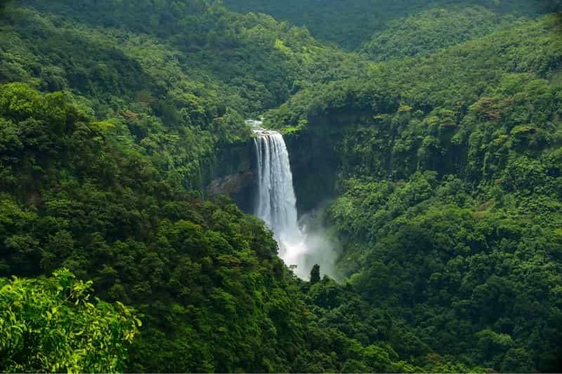 Charavane Waterfalls