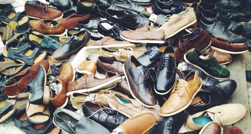 Chor Bazaar has a great selection of shoes for men