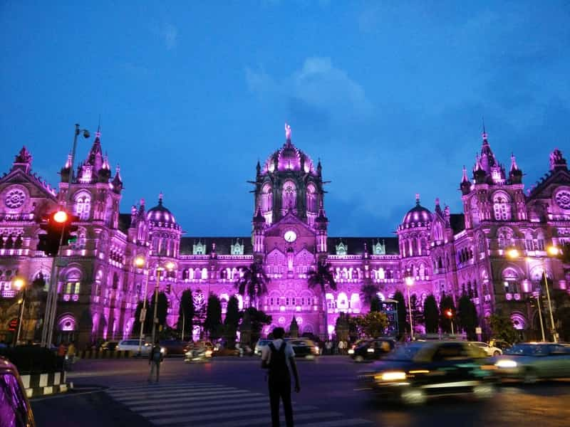 Do visit South Mumbai during night
