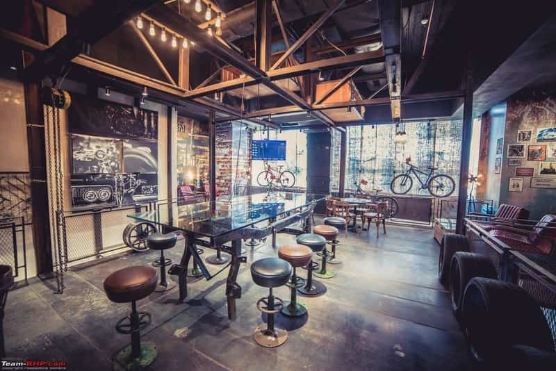 Driven Cafe