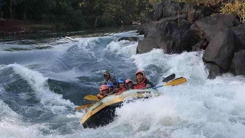 Enjoy White Water Rafting in Kabini
