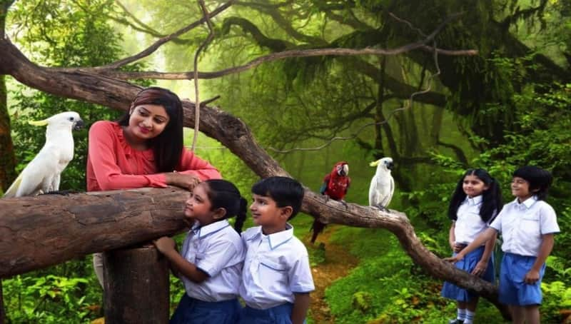 Essel World Bird Park