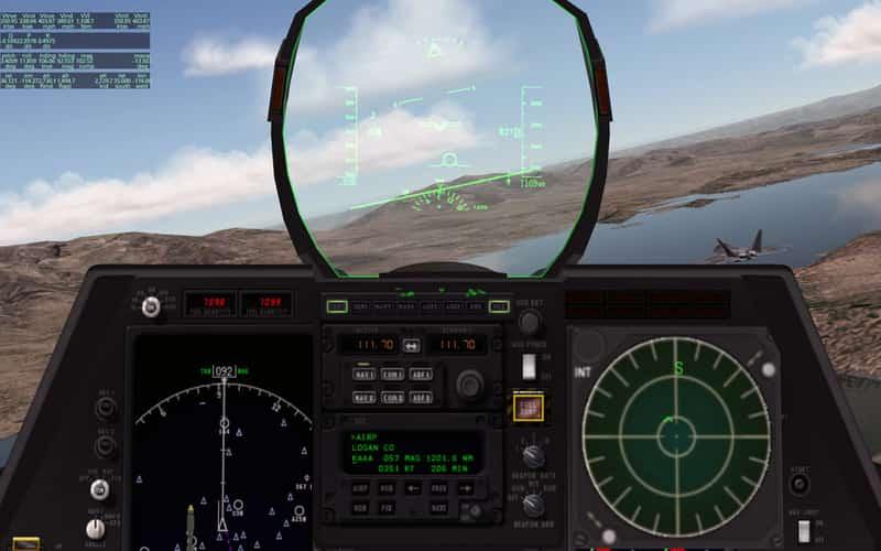 Fly High On A Simulator