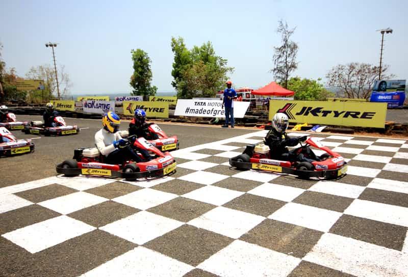 Goa Kart Racing
