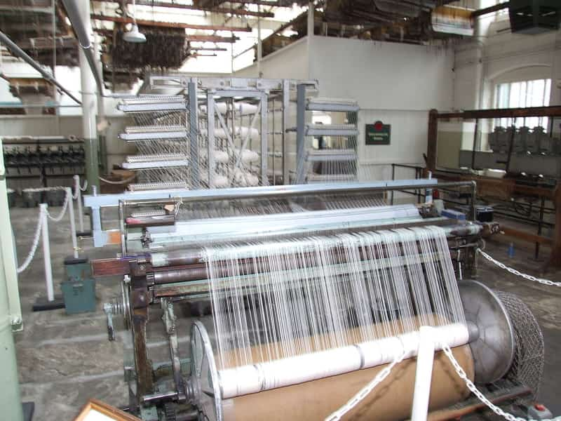 Government Silk Factory