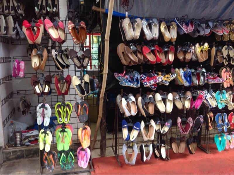 Here you'll find shoes for men, women and kids
