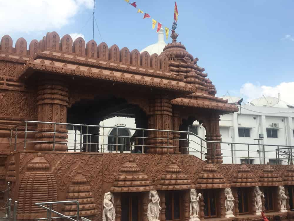 11 Temples In Hyderabad List Of Famous Temples In Hyderabad