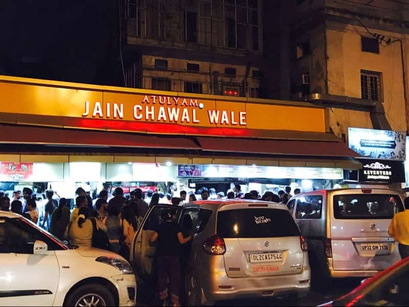 Jain Chawal Wale, Connaught Place