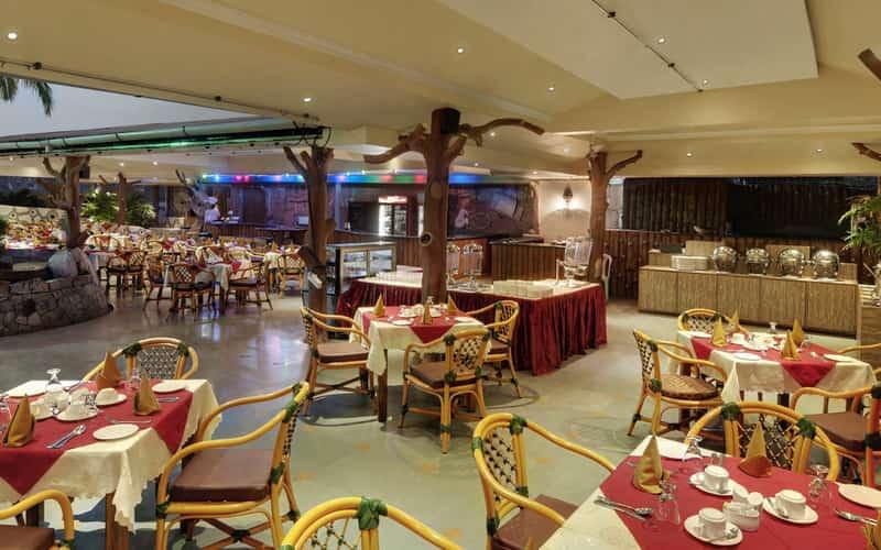 Joecon's Garden Restaurant