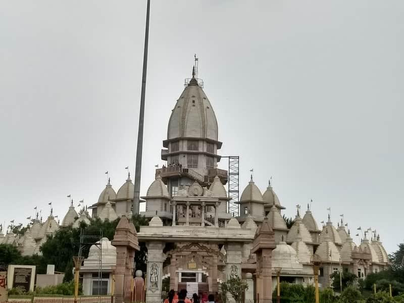 Kailash Parvat, Mandawa