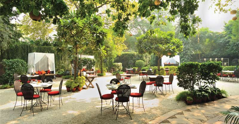 Lodi - The Garden Restaurant, New Delhi