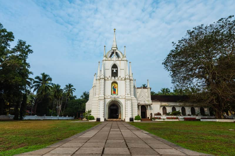 Mae De Deus Church