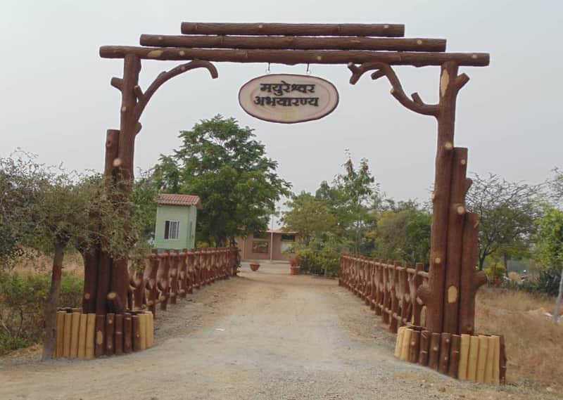 Mayureshwar Wildlife Sanctuary, Baramati