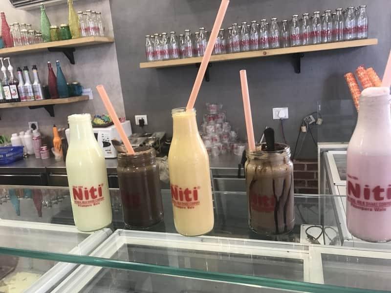 Milkshakes at NSP