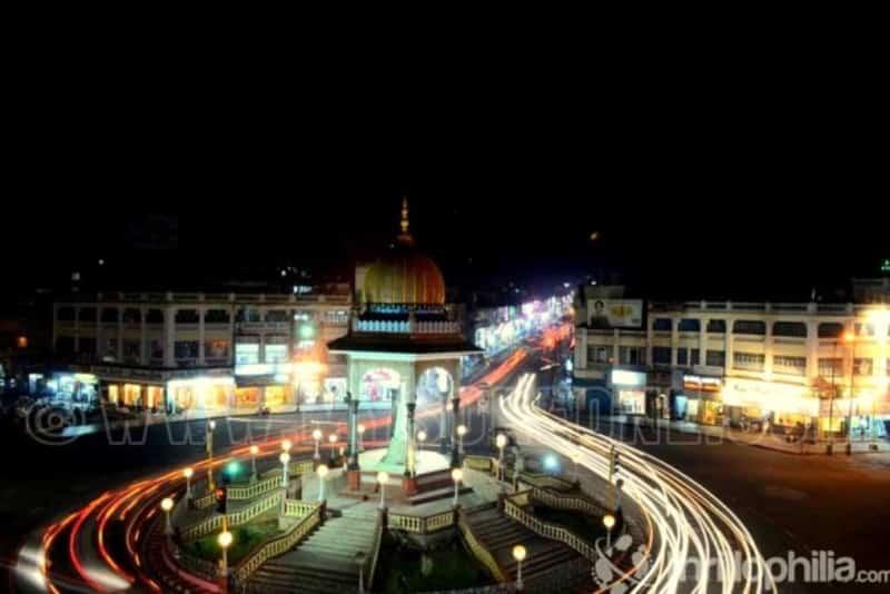 Mysore Night Walk