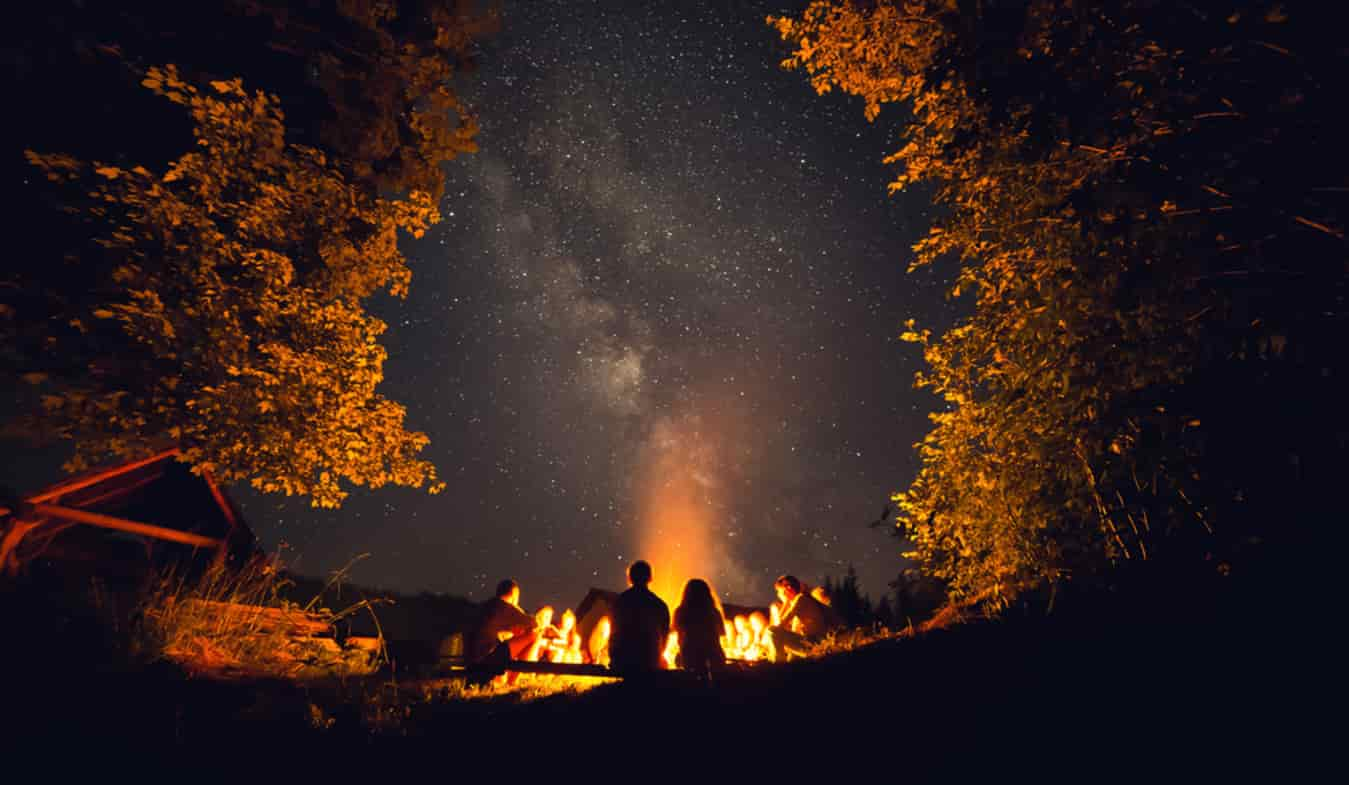 14 Spectacular Spots For Night Camping near Mumbai ...