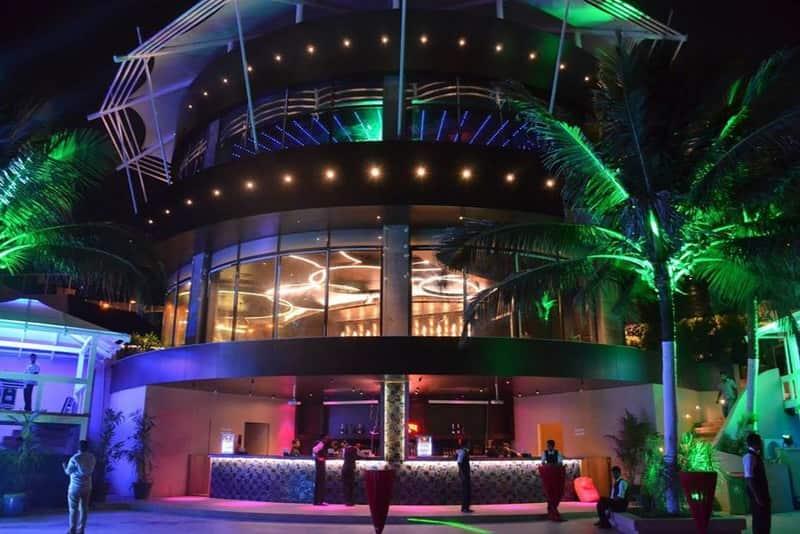 Nyex Beach Club