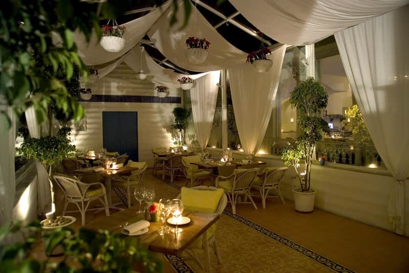 Olive Bar and Restaurant, New Delhi