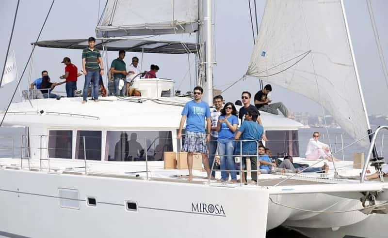 Sail the high seas in Mumbai