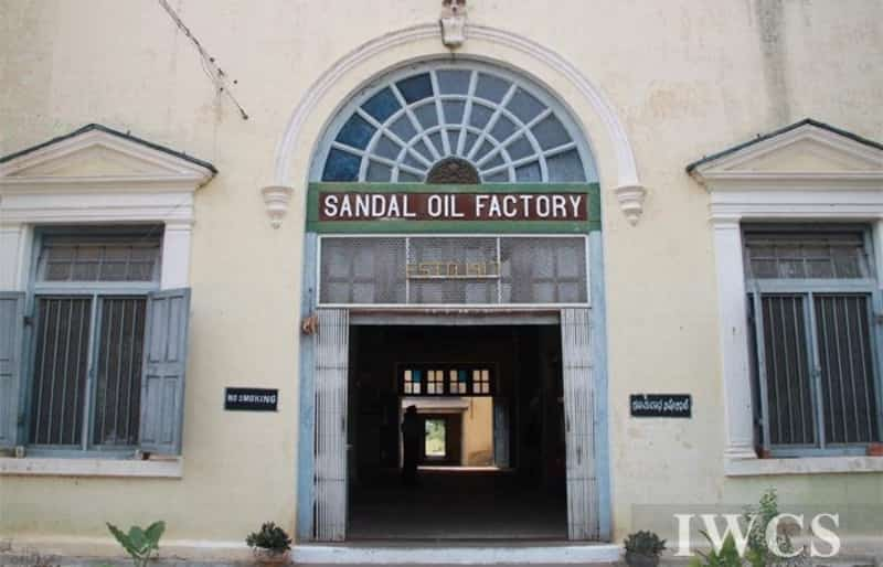 Sandalwood Oil Factory