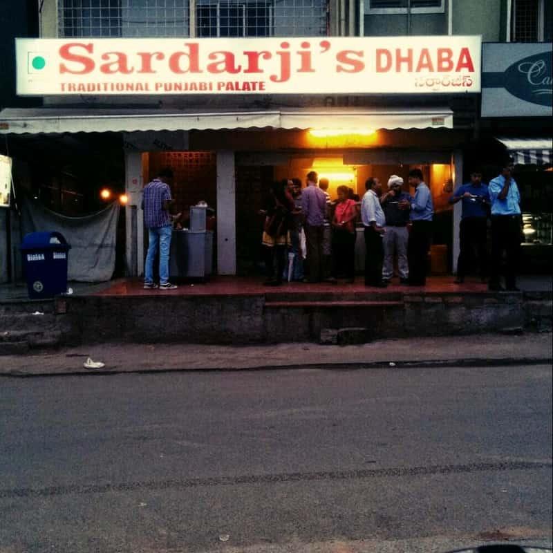 Sardar Ji's Chaat, Gachibowli