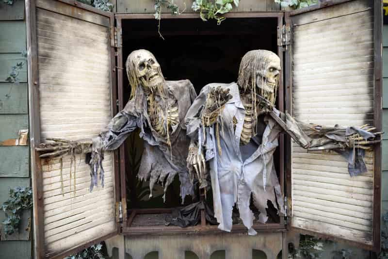 Scary House, New Delhi