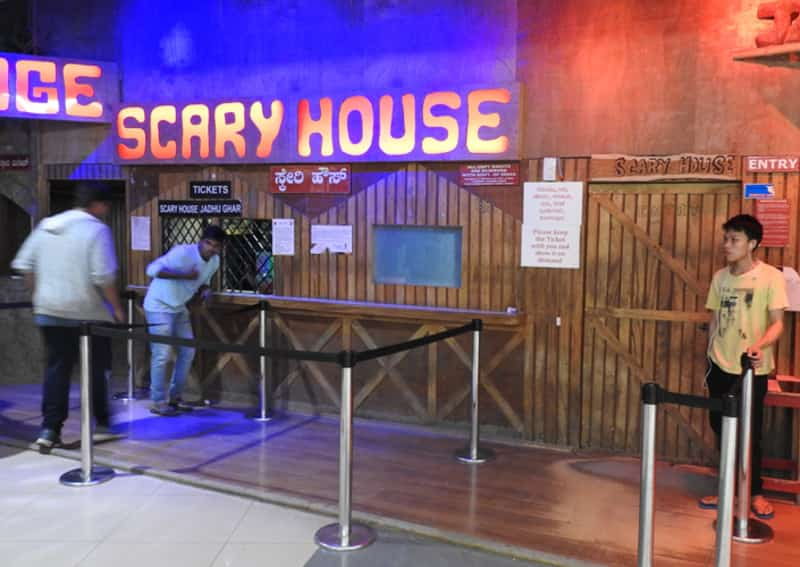 Scary House at Mantri Square