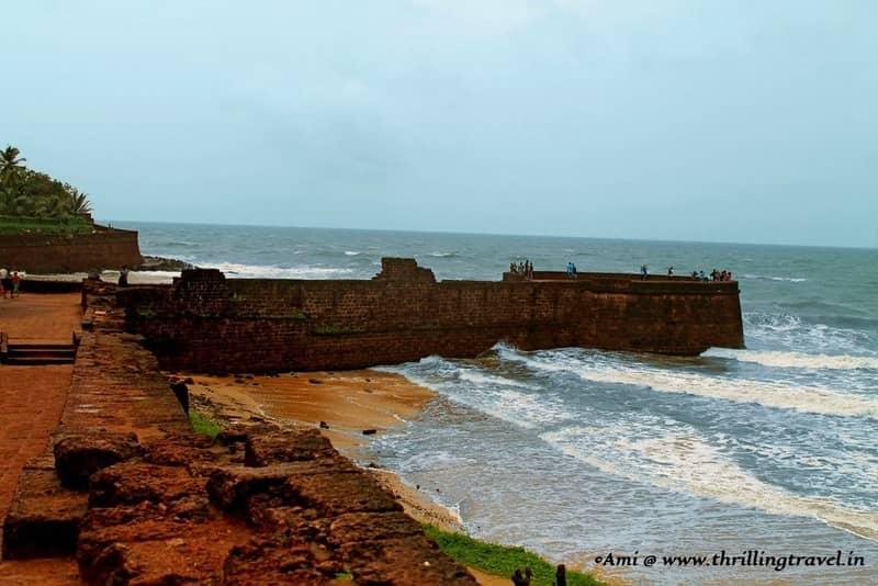 Sinquerim Fort