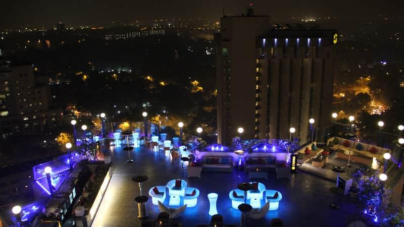 Sky Lounge, New Delhi