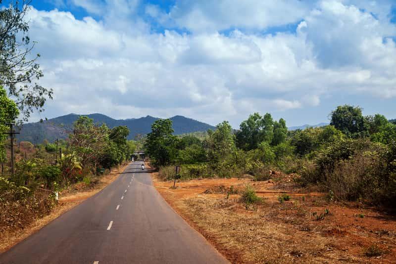 South Goa Roads