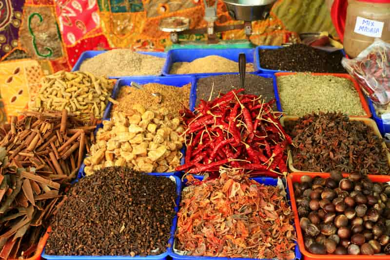 Spices in Thiruvananthapuram