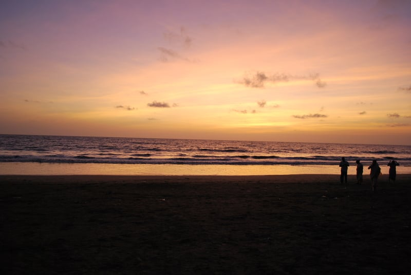 Sunrise At Dahanu
