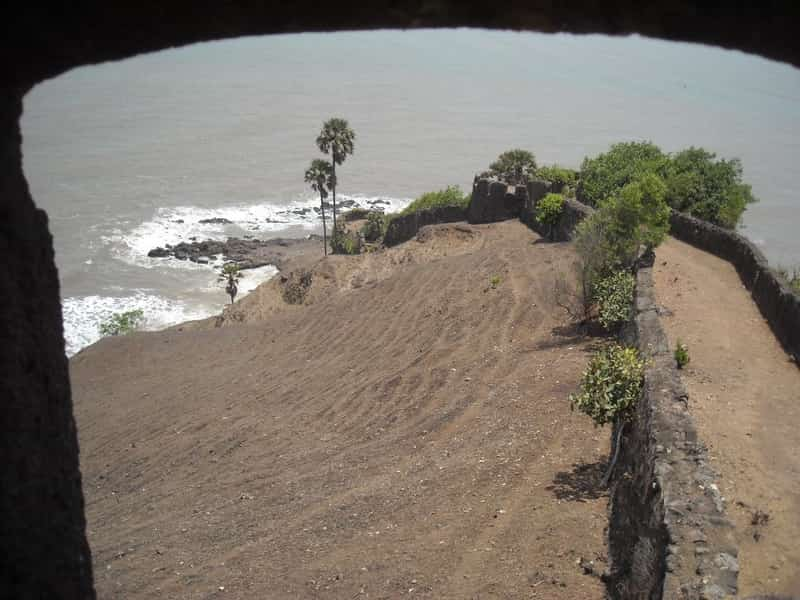 The Beach near Korlai Fort