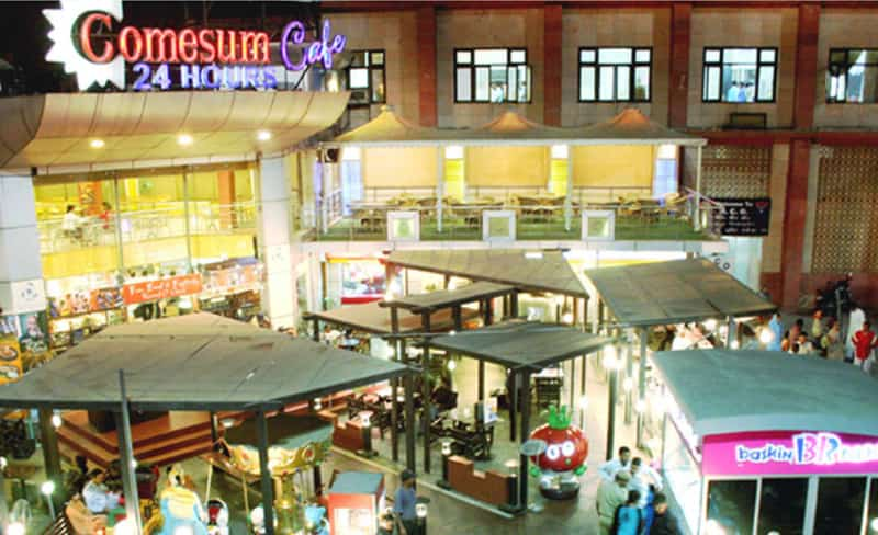 The Comesum restaurant compound