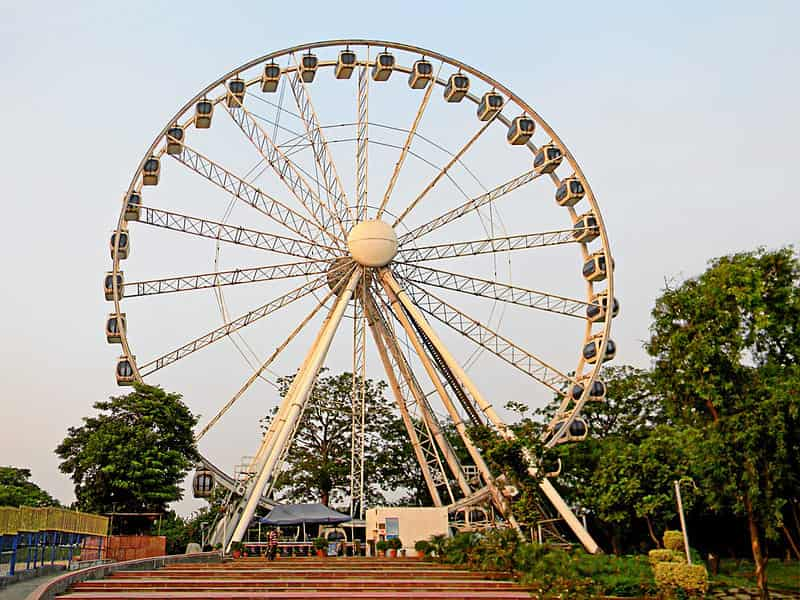 The Delhi Eye at Kalindi Kunj