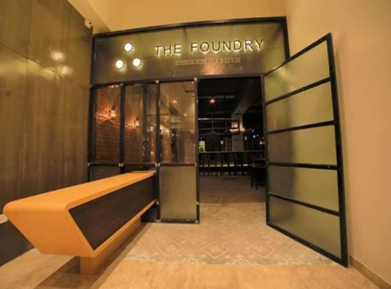 The Foundry - Industrial Bar _ Sport