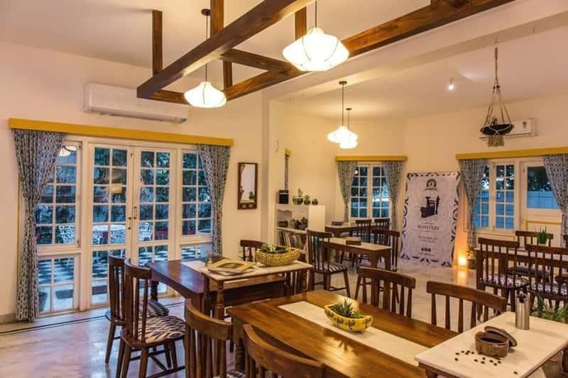 The Roastery Coffee House