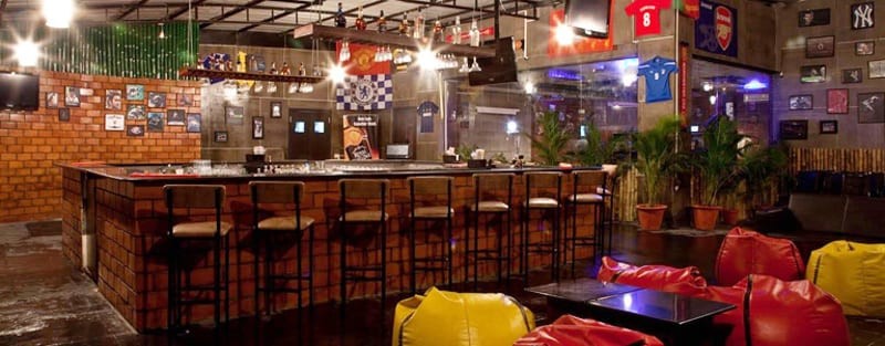 The Xtreme Sports Bar, Bangalore