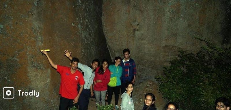 Trekking at Anthargange Camp