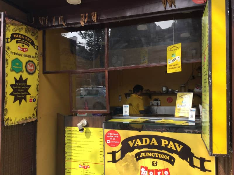 Vada Pav Junction