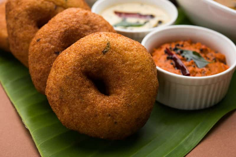 Vada is a Mysore favourite
