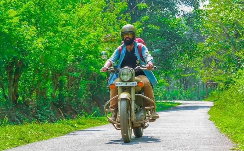 Rohith Subramaniam, the lone wanderer