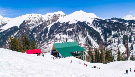 3 Awesome Road Trips From Delhi To Manali