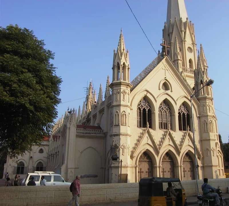 CSI Holy Cross Church