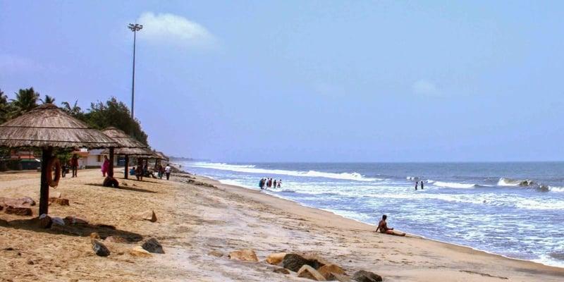 Chavakkad Beach, Guruvayoor
