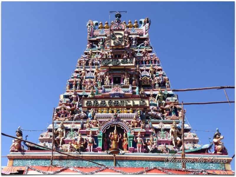 Kandhakottam Temple