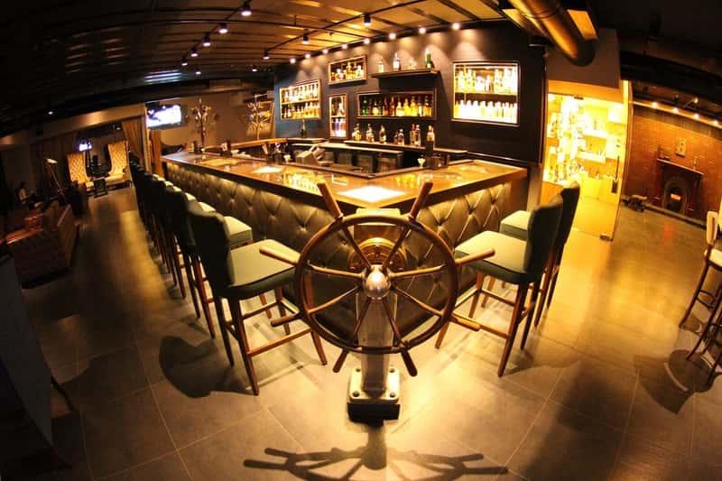 Lounge Terminal